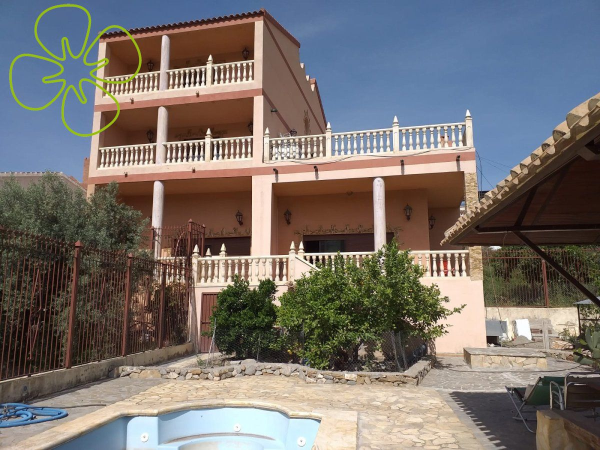 Ref:00896-6080 Villa For Sale in Cantoria