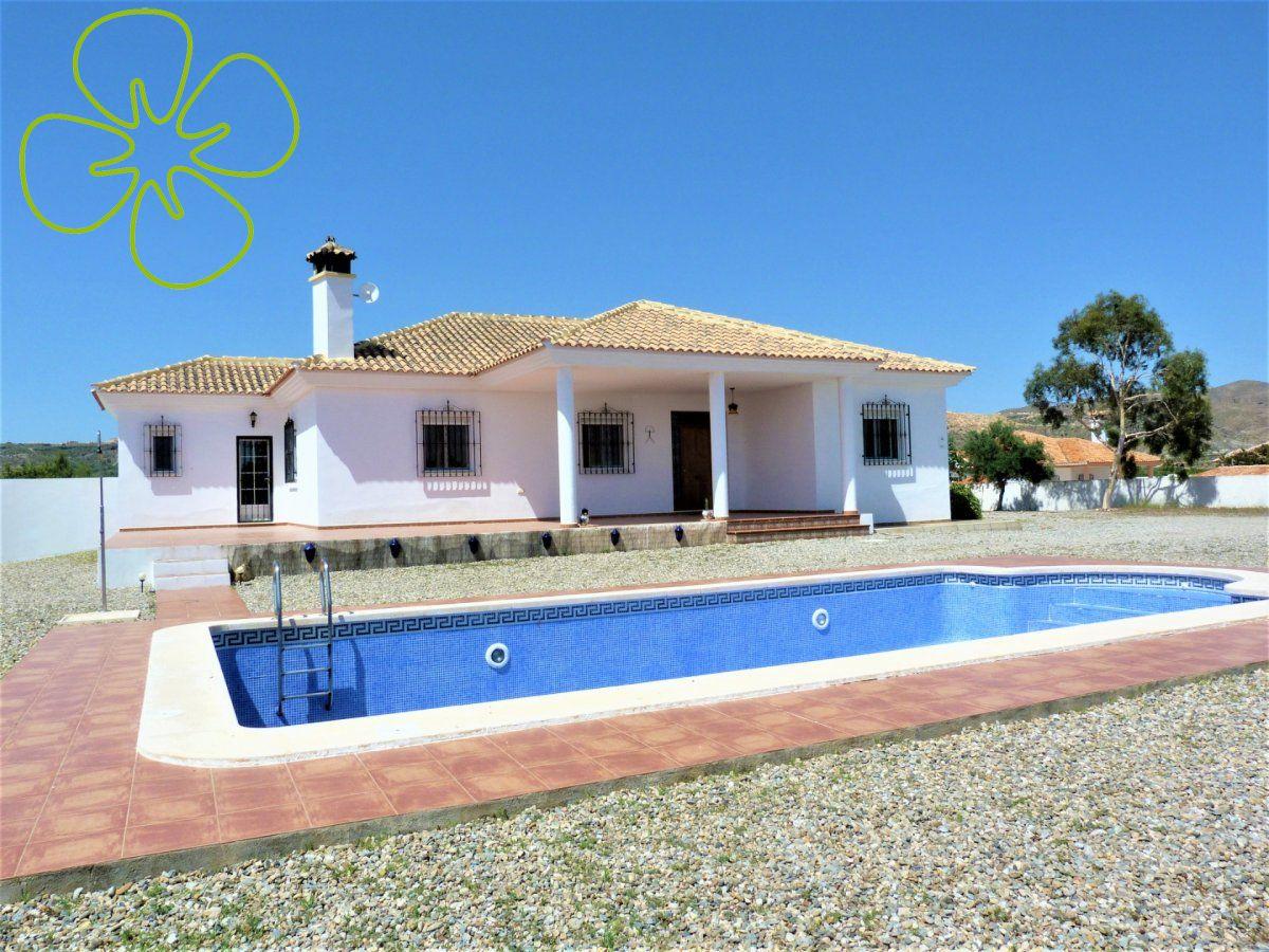 Ref:00927-6080 Villa For Sale in Albox