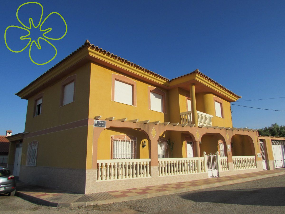 Ref:00933-6080 Villa For Sale in Lorca