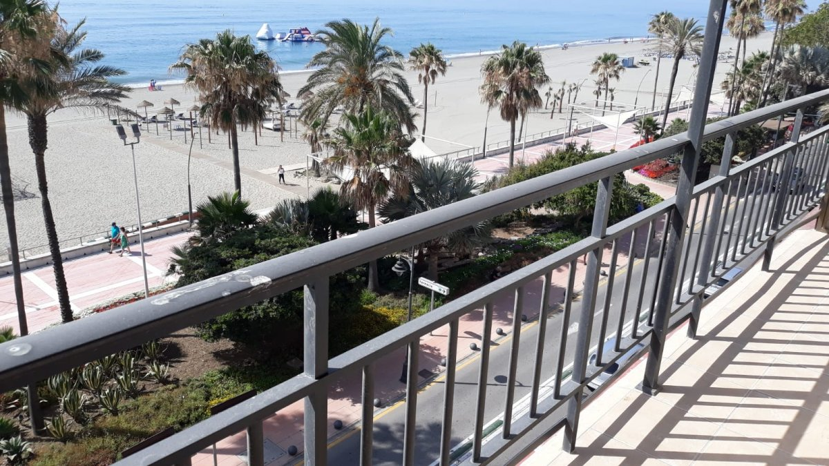 Flat for rent in 1ª linea playa, Estepona