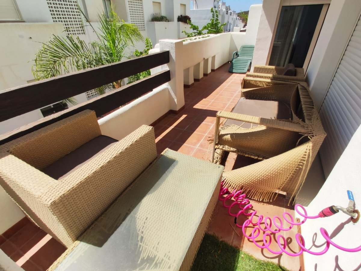 Flat for rent in Valle romano, Estepona