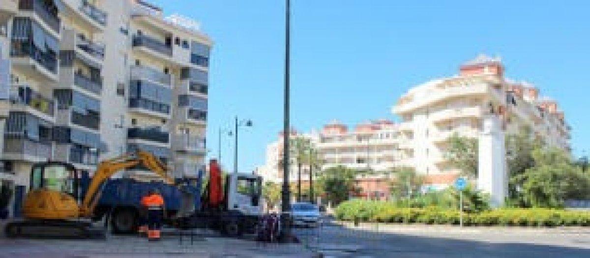 Premises for rent in Avenida puerta del mar, Estepona