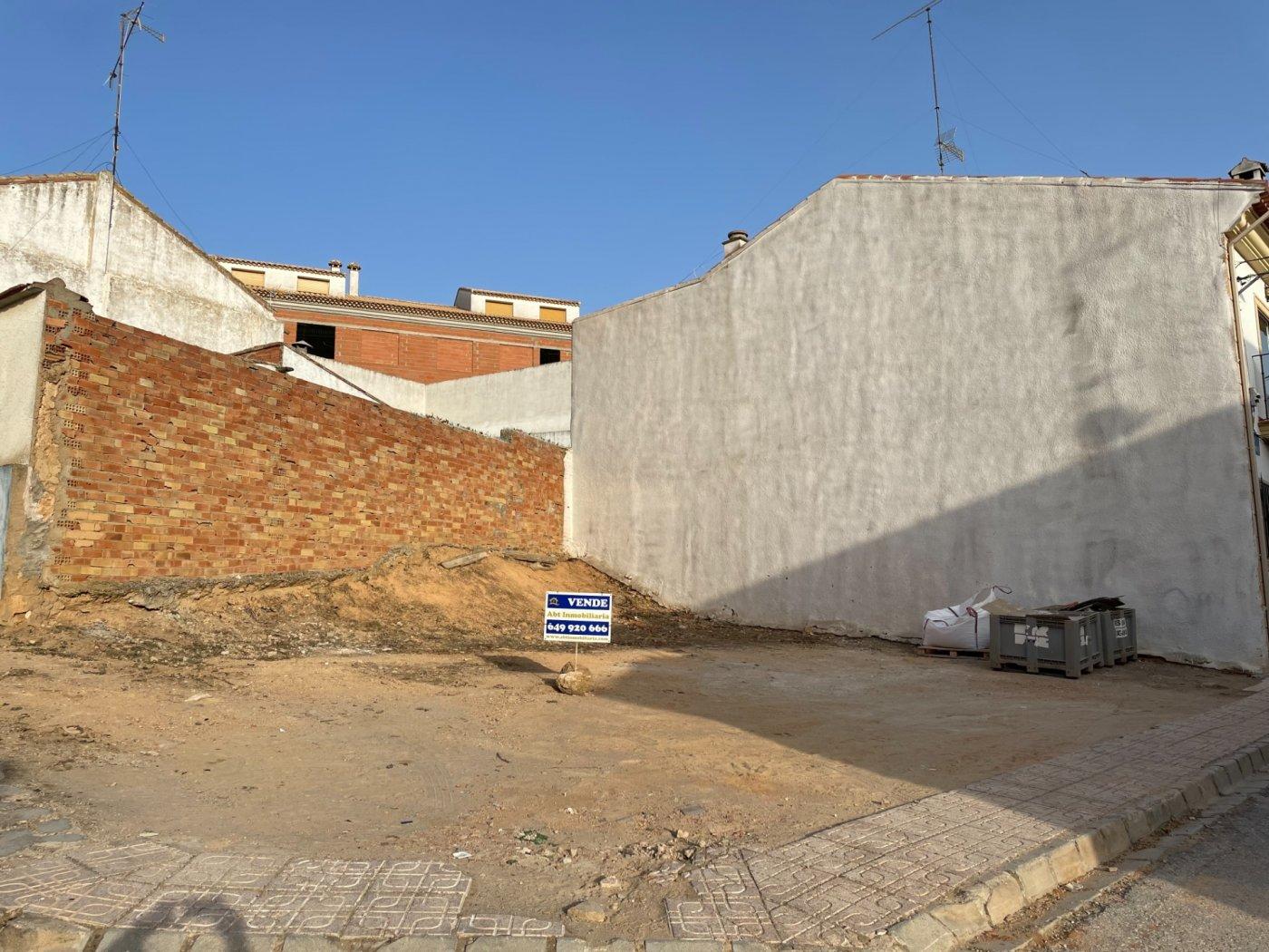 Terreno en venta en La Manchuela, Iniesta