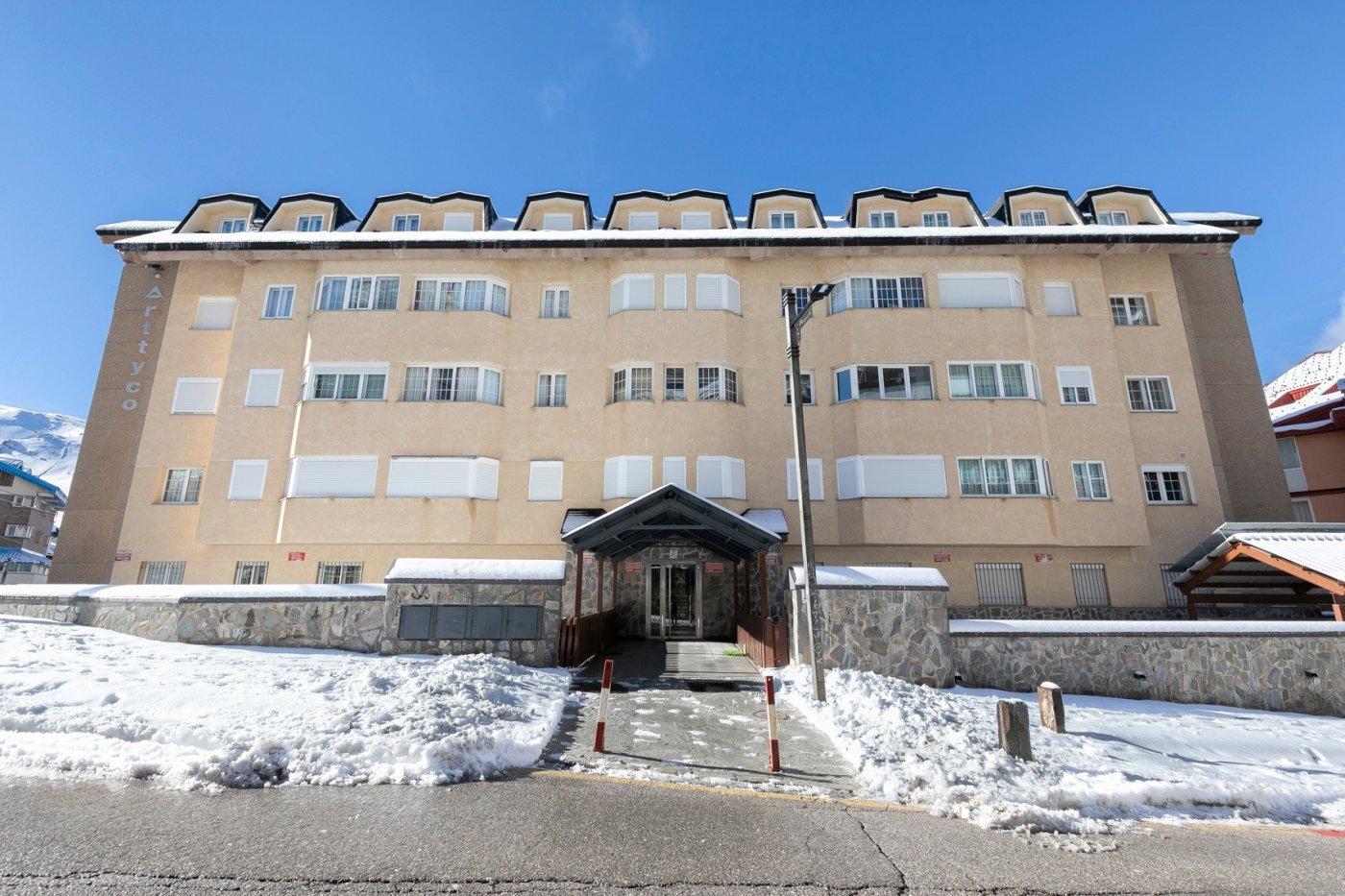 Bonito apartamento en sierra nevada!
