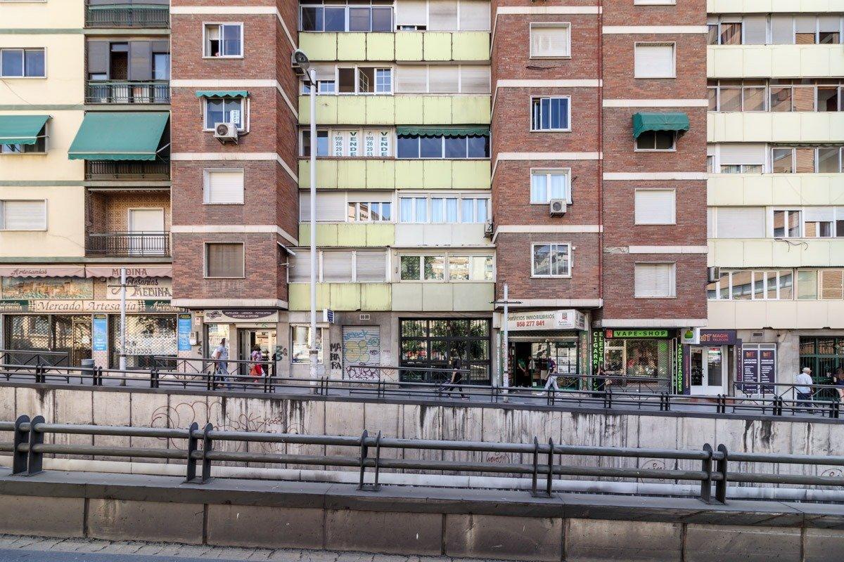 AVDA. DE MADRID!!! GRAN PISO!, Granada