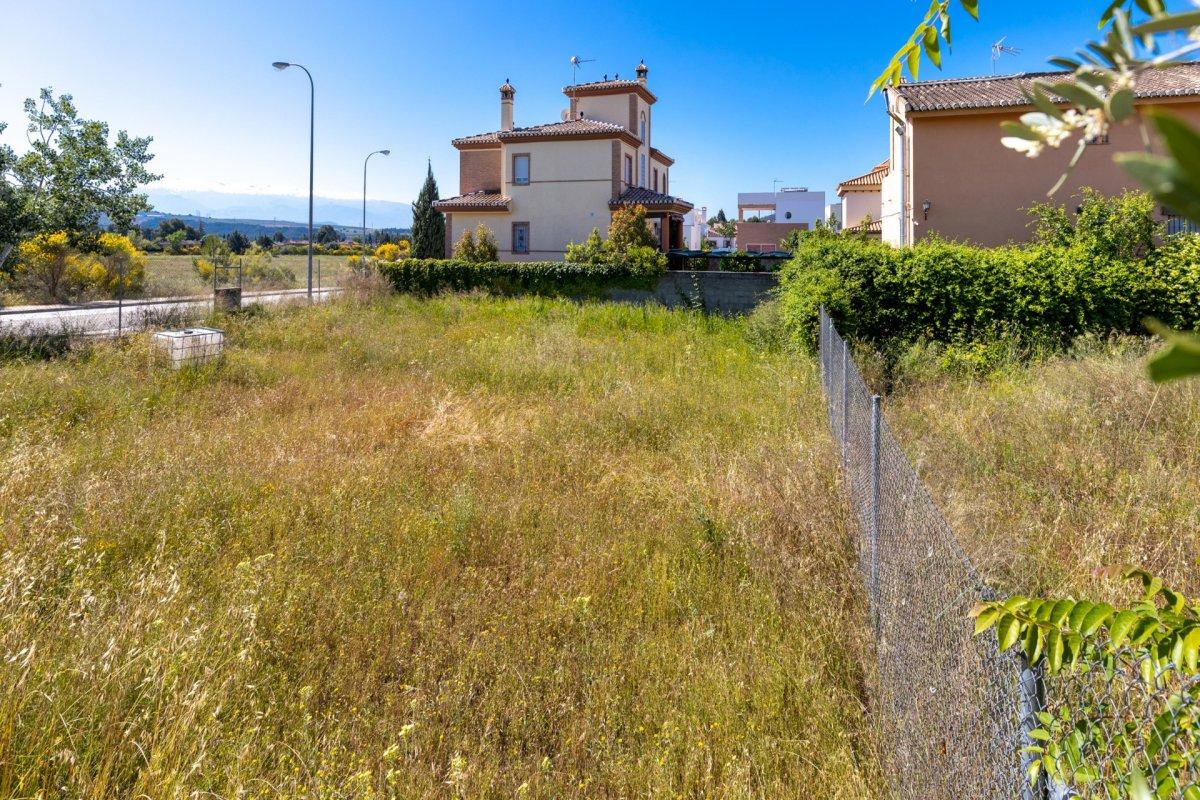 Parcela en Urbanización Llanos de Silva, Granada