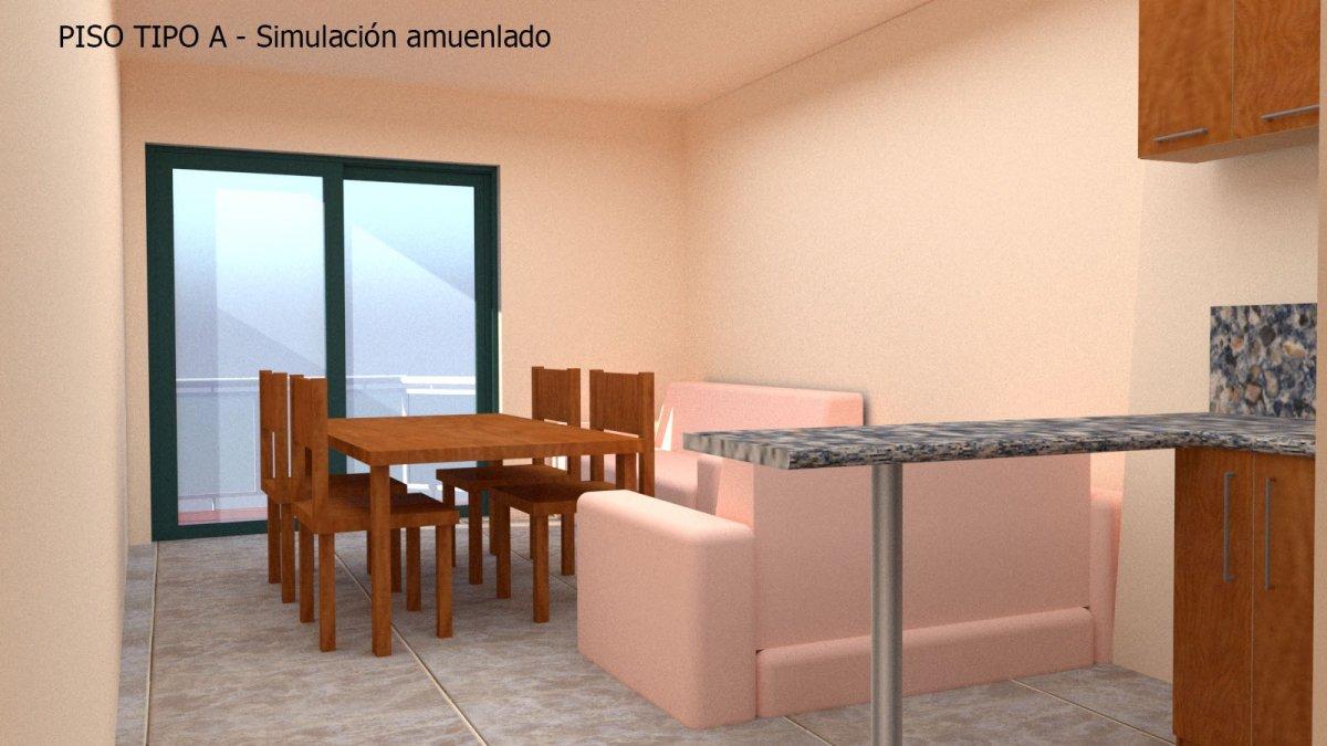 Apartamento en alquiler en Les cases d´alcanar, Alcanar