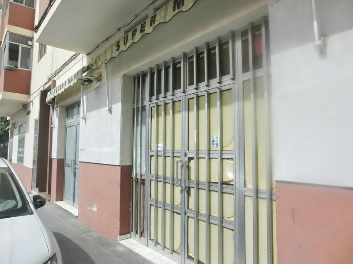Local en alquiler en San juan, Telde