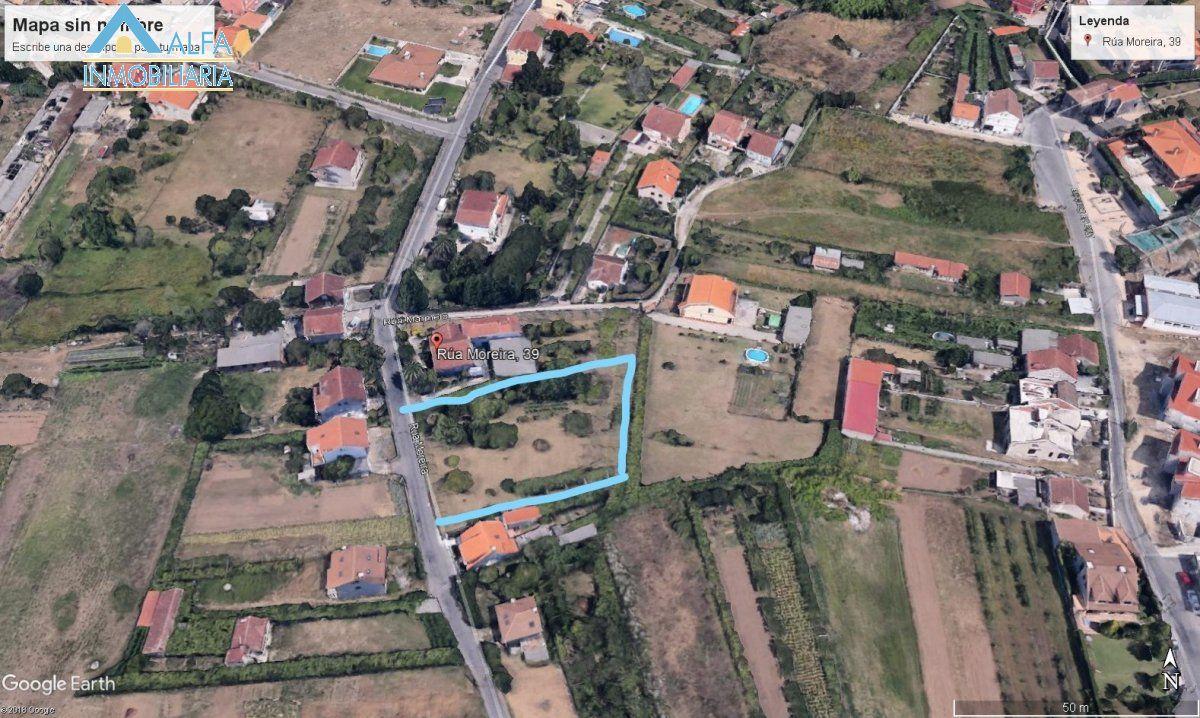 Parcela en venta en de Pontevedra - Vilagarcía de Arousa, Vilagarcia de Arousa