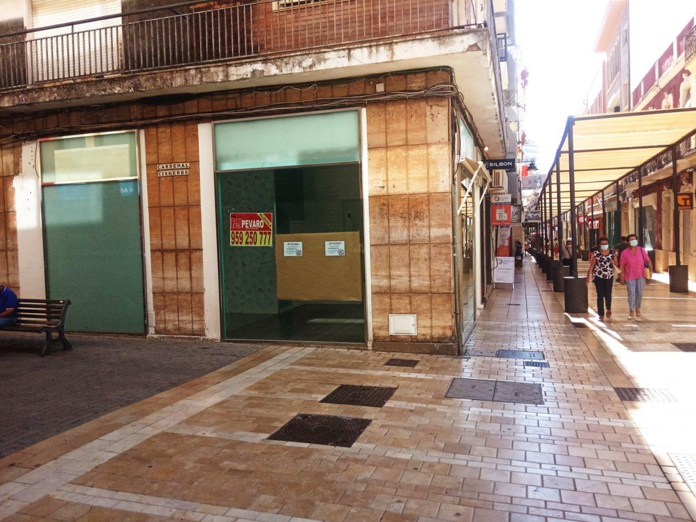 Local en alquiler en Centro, Huelva