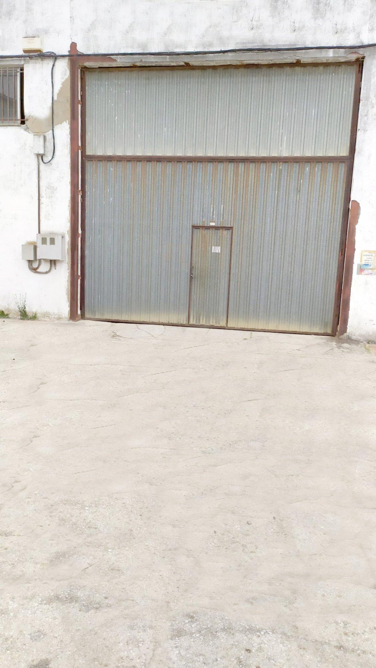 Nave industrial en venta en Congosto