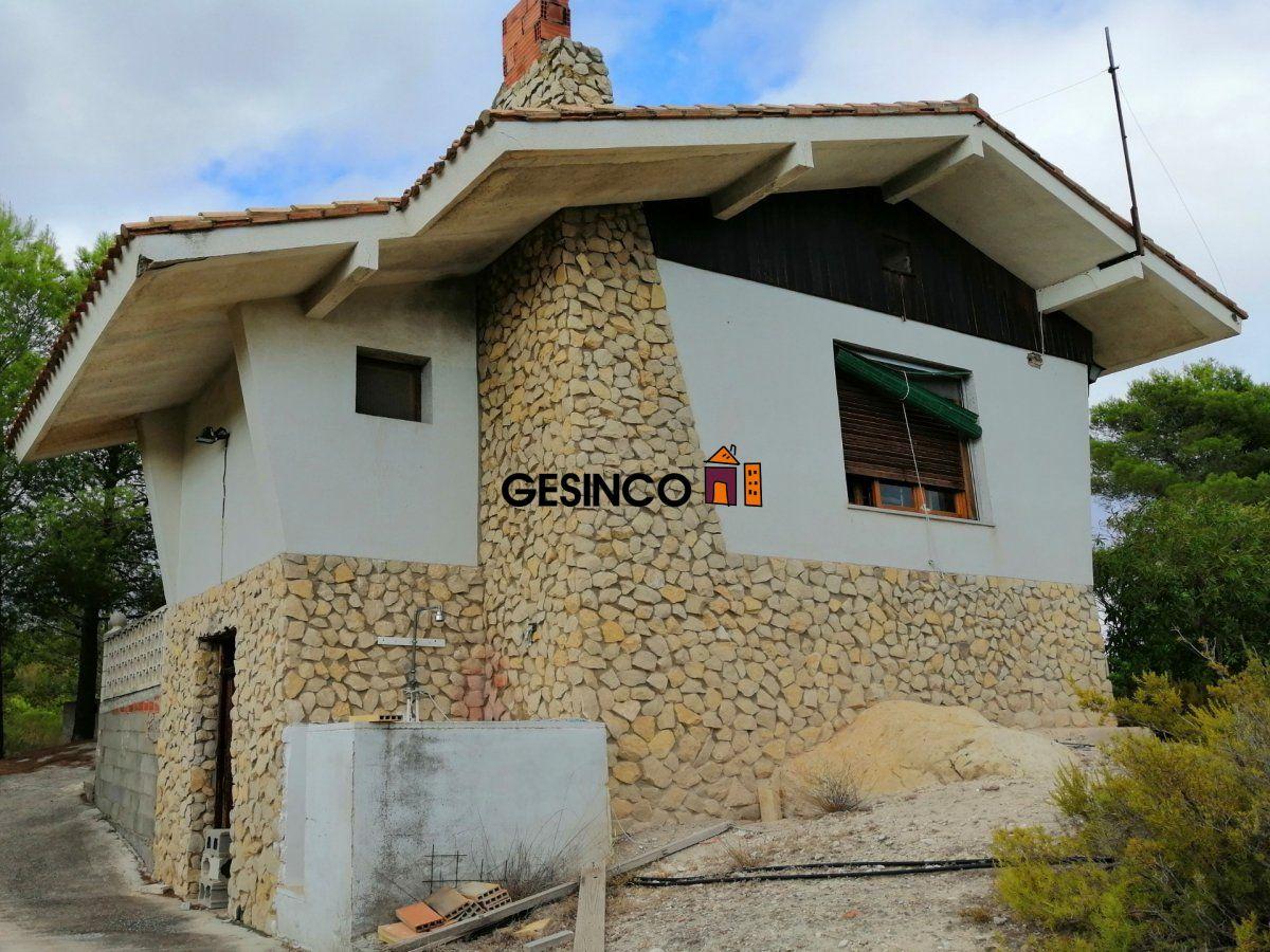 casa-de-campo en ontinyent · partida-la-garnacha 60000€
