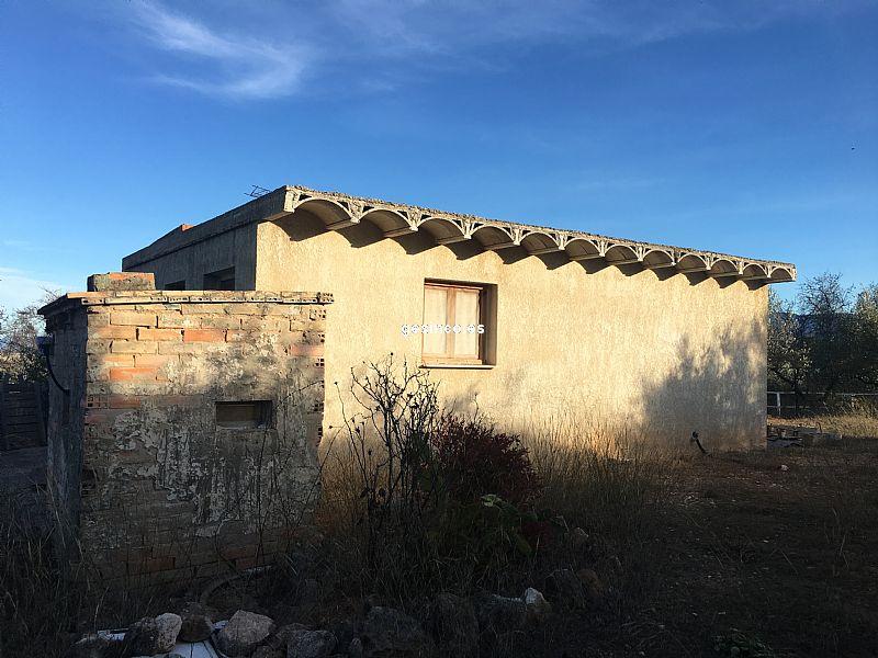 casa-de-campo en ontinyent · santa-ana 23000€