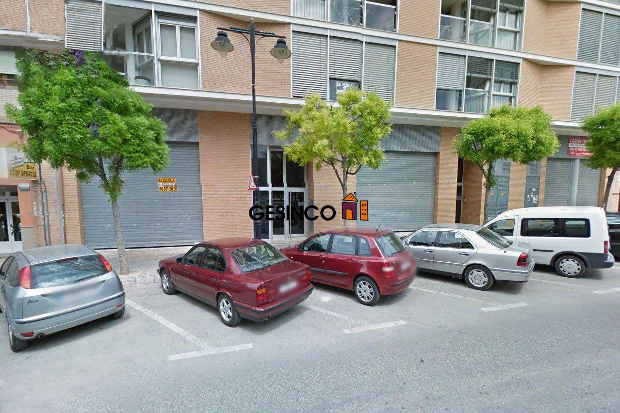 local-comercial en ontinyent · sant-josep 500€