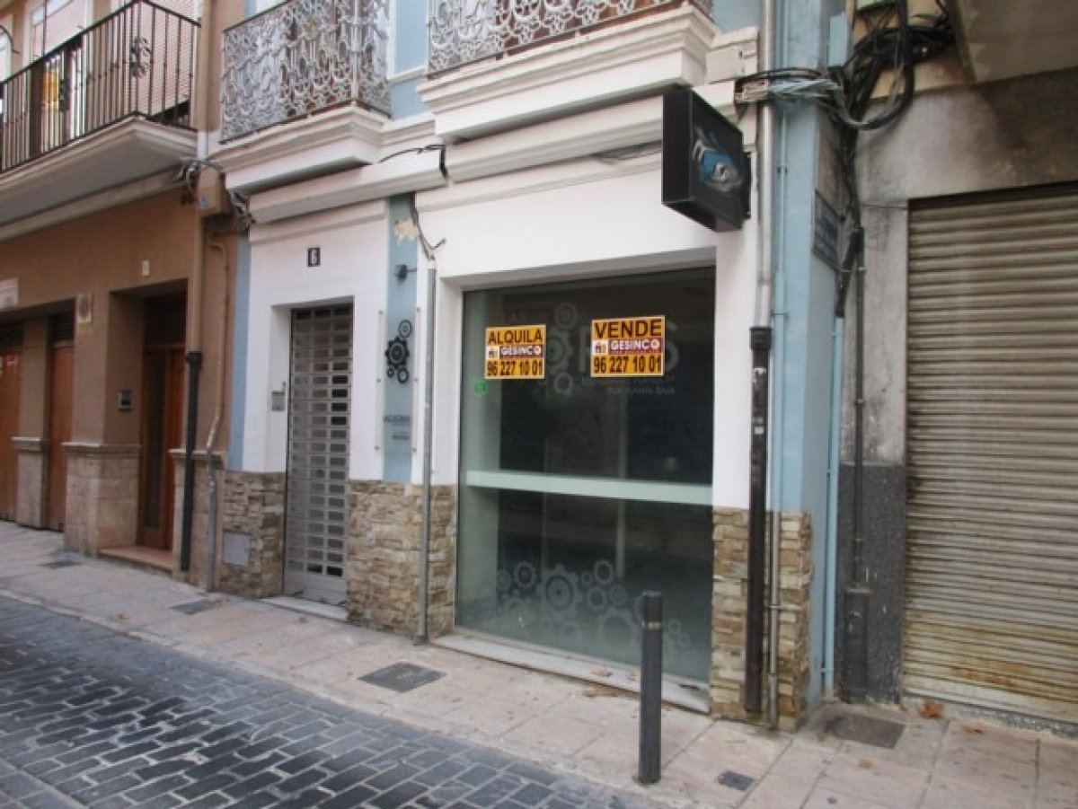 local-comercial en xativa · plaza-la-bassa 0€