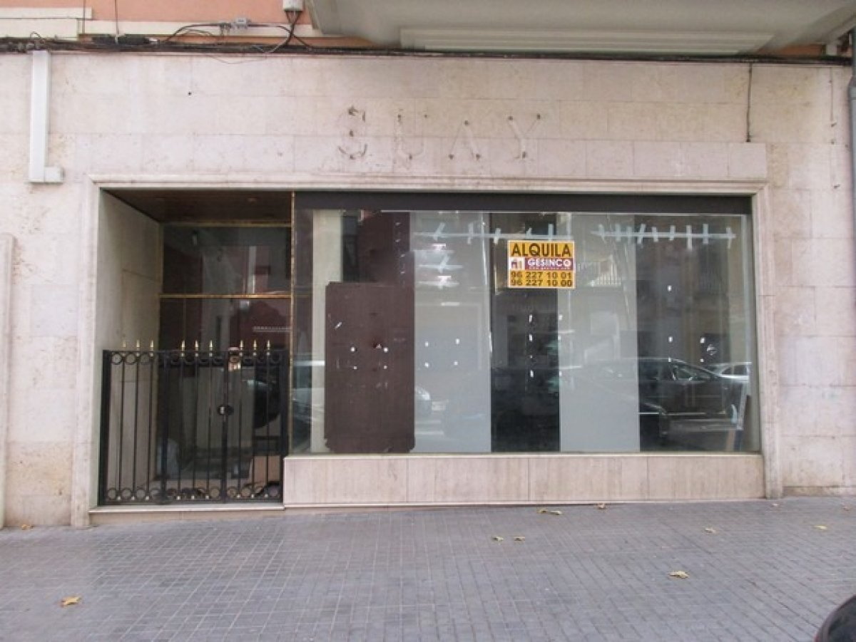 local-comercial en xativa · baixada-de-lestacio 1600€