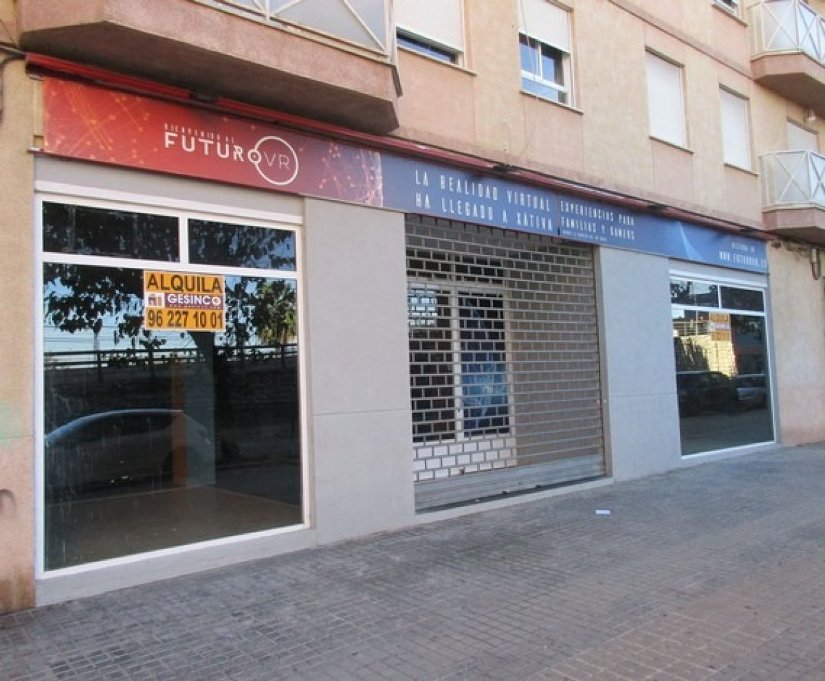 local-comercial en xativa · ausias-march 900€