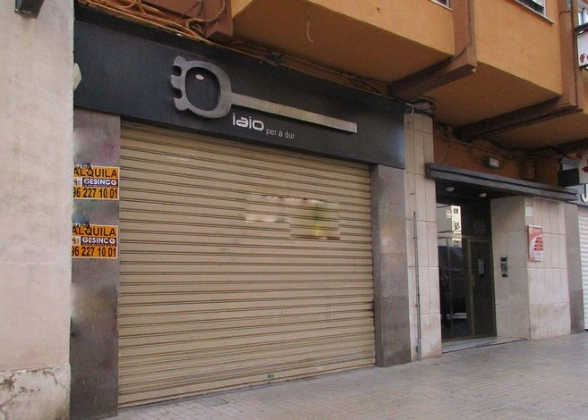 local-comercial en xativa · reina 800€