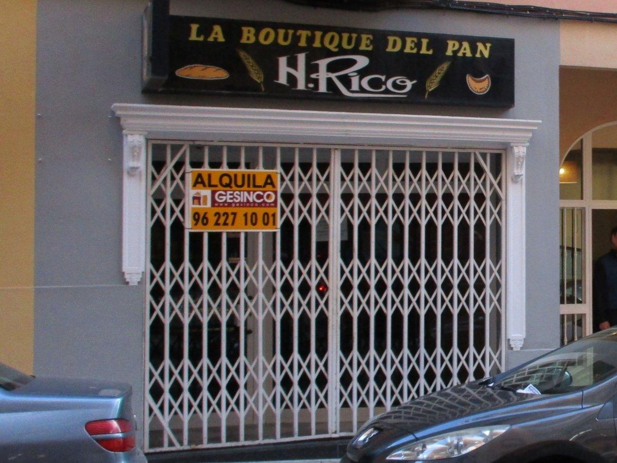 local-comercial en xativa · otras 300€