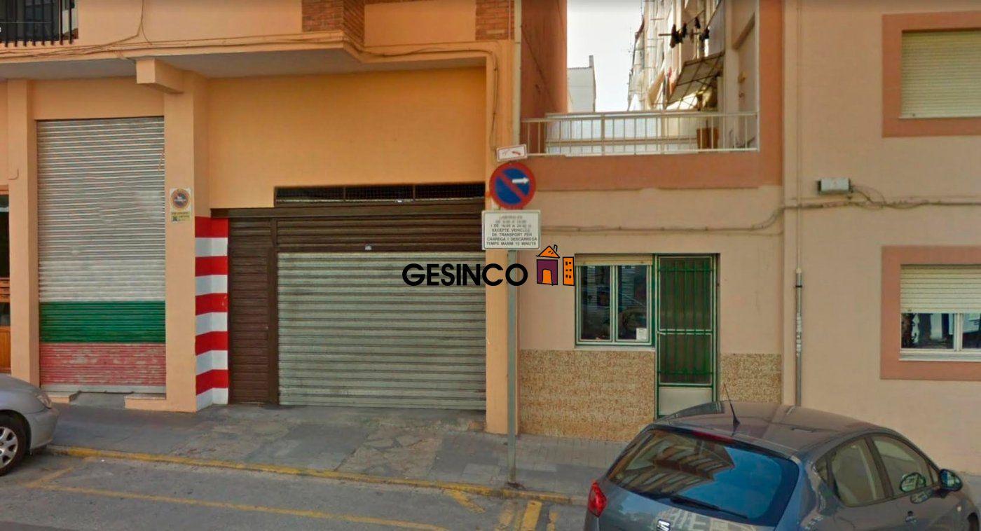 garaje en ontinyent · sant-josep 12500€