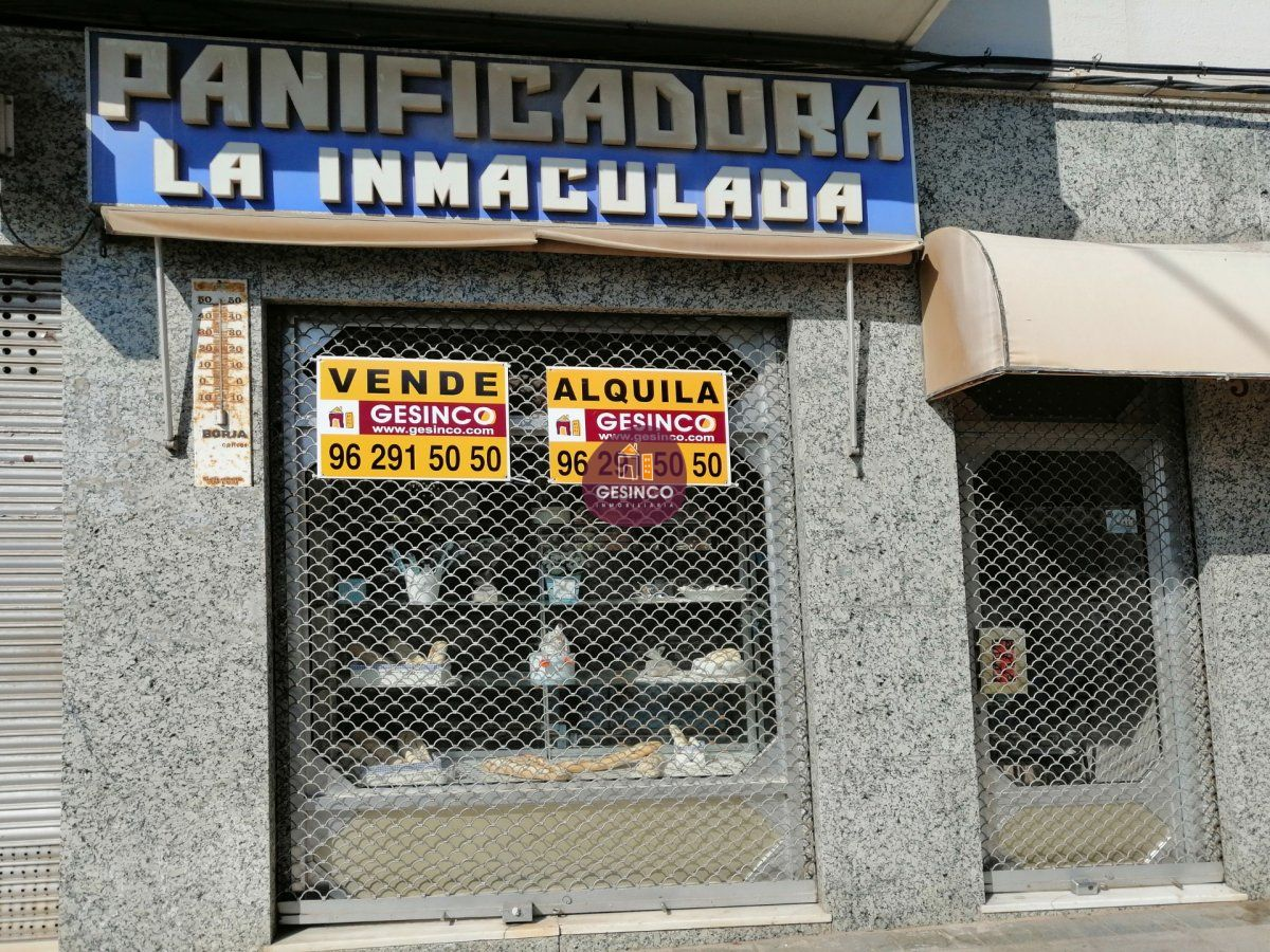 local-comercial en ontinyent · sant-rafael 750€
