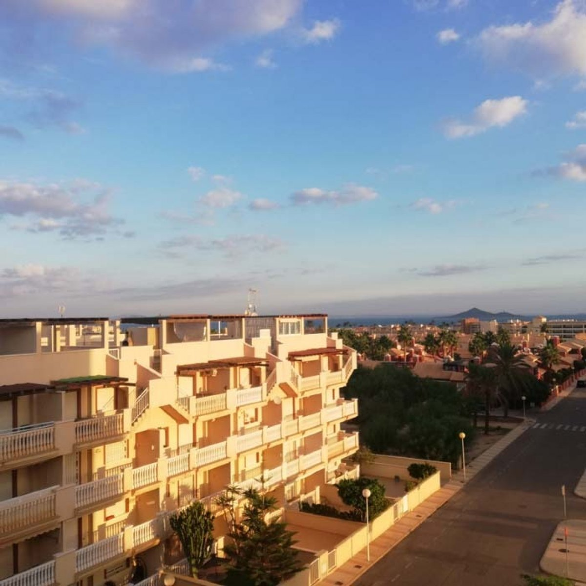 Penthouse w Mar de Cristal
