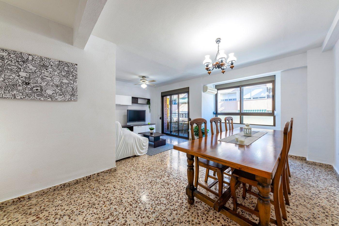 piso en alicante · benalua 115000€