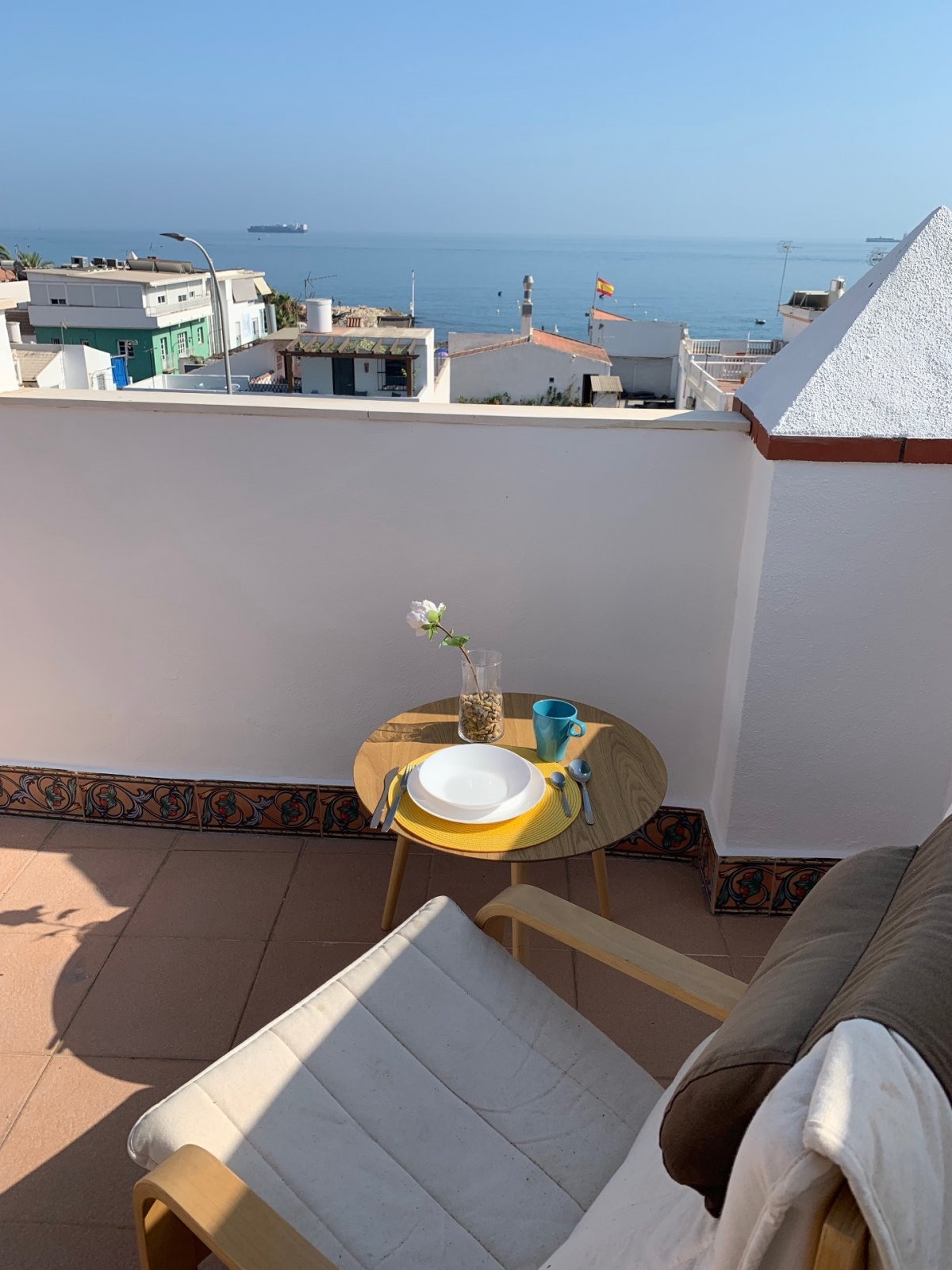 Dachgeschosswohnung - Nuevo - Pedregalejo - Malaga