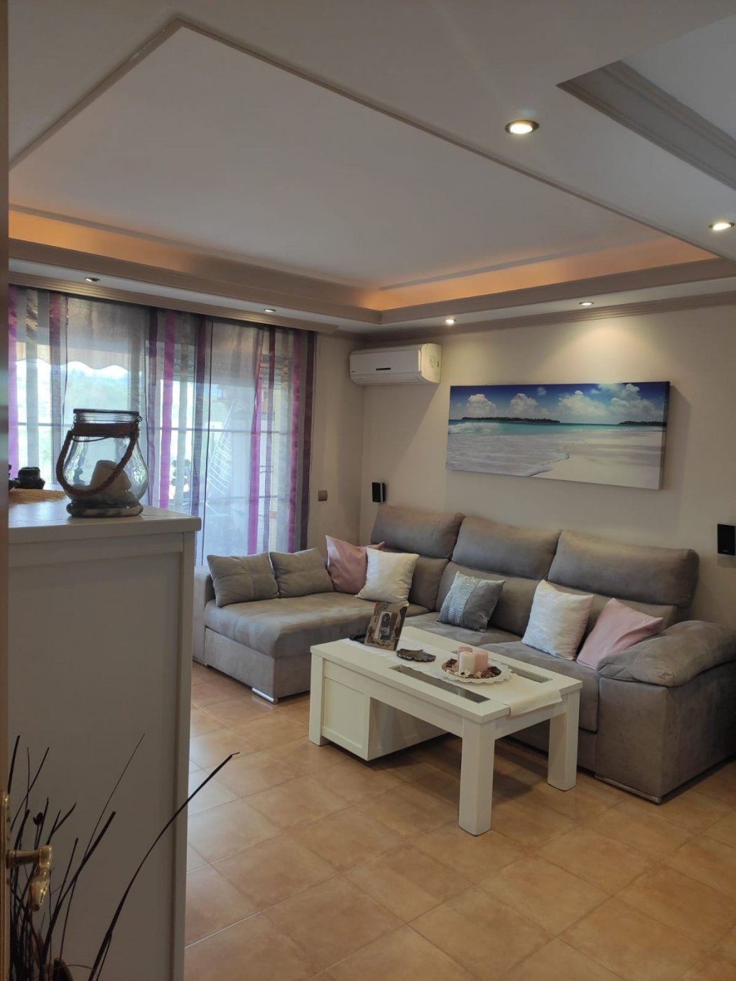 Apartamento en venta en Estepona