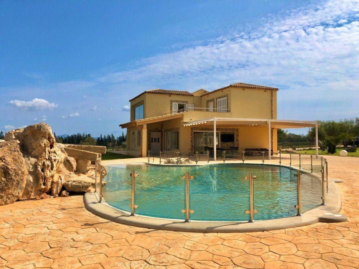 Finca rústica en santa margalida, mallorca,  piscina + casa de invitados - imagenInmueble0