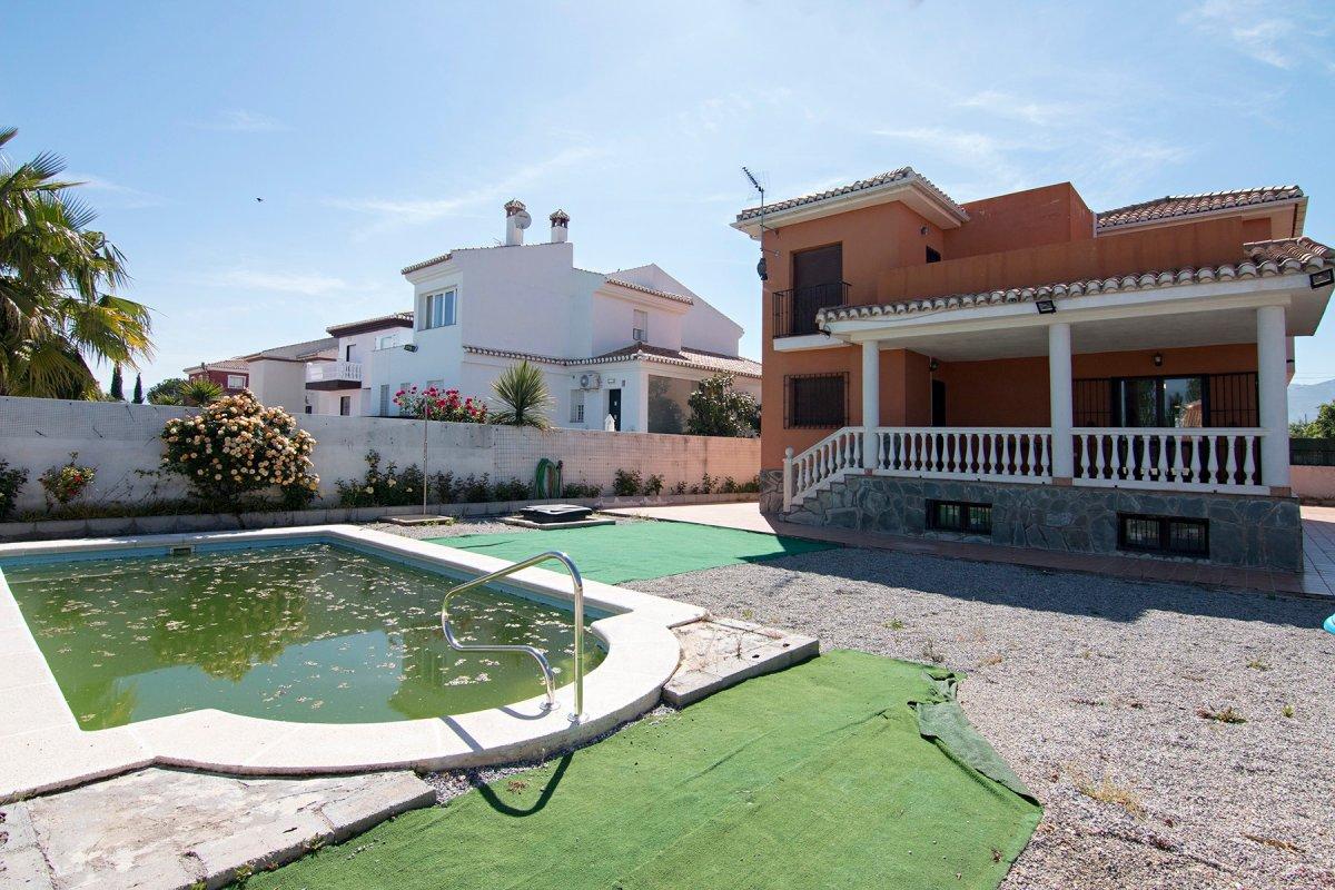 Gran casa independiente Molino Alto. ¿busca espacio, independencia, tranquilidad?, Granada