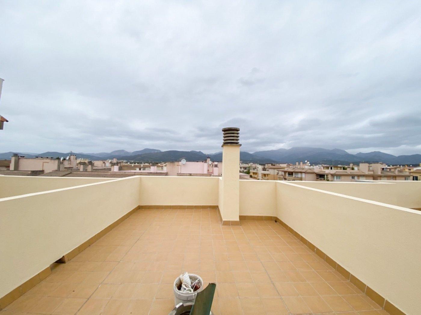 Primer piso con terraza y parking. inca. - imagenInmueble17