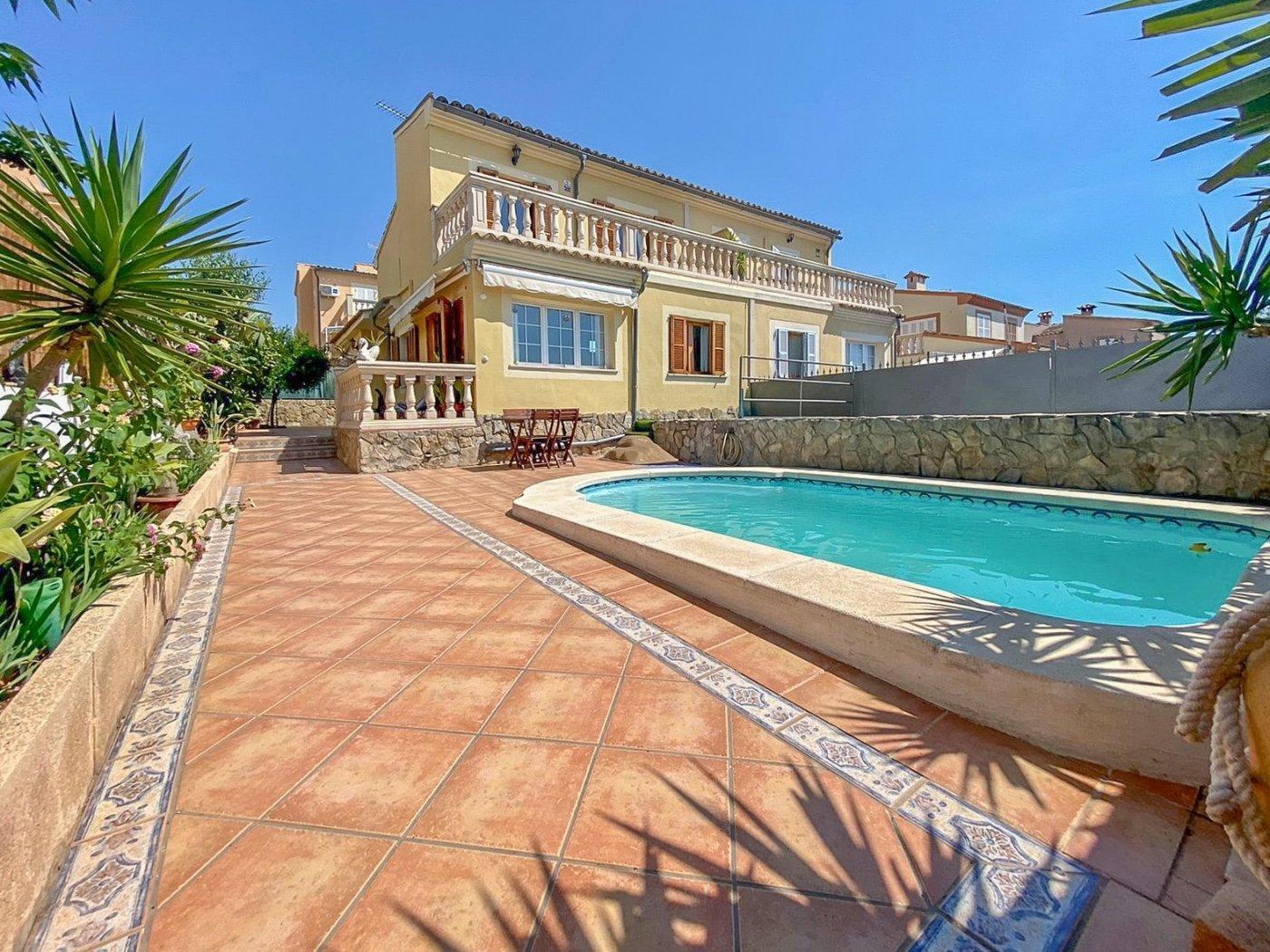 Bonito pareado con piscina en sa vinya, marratxí. - imagenInmueble0