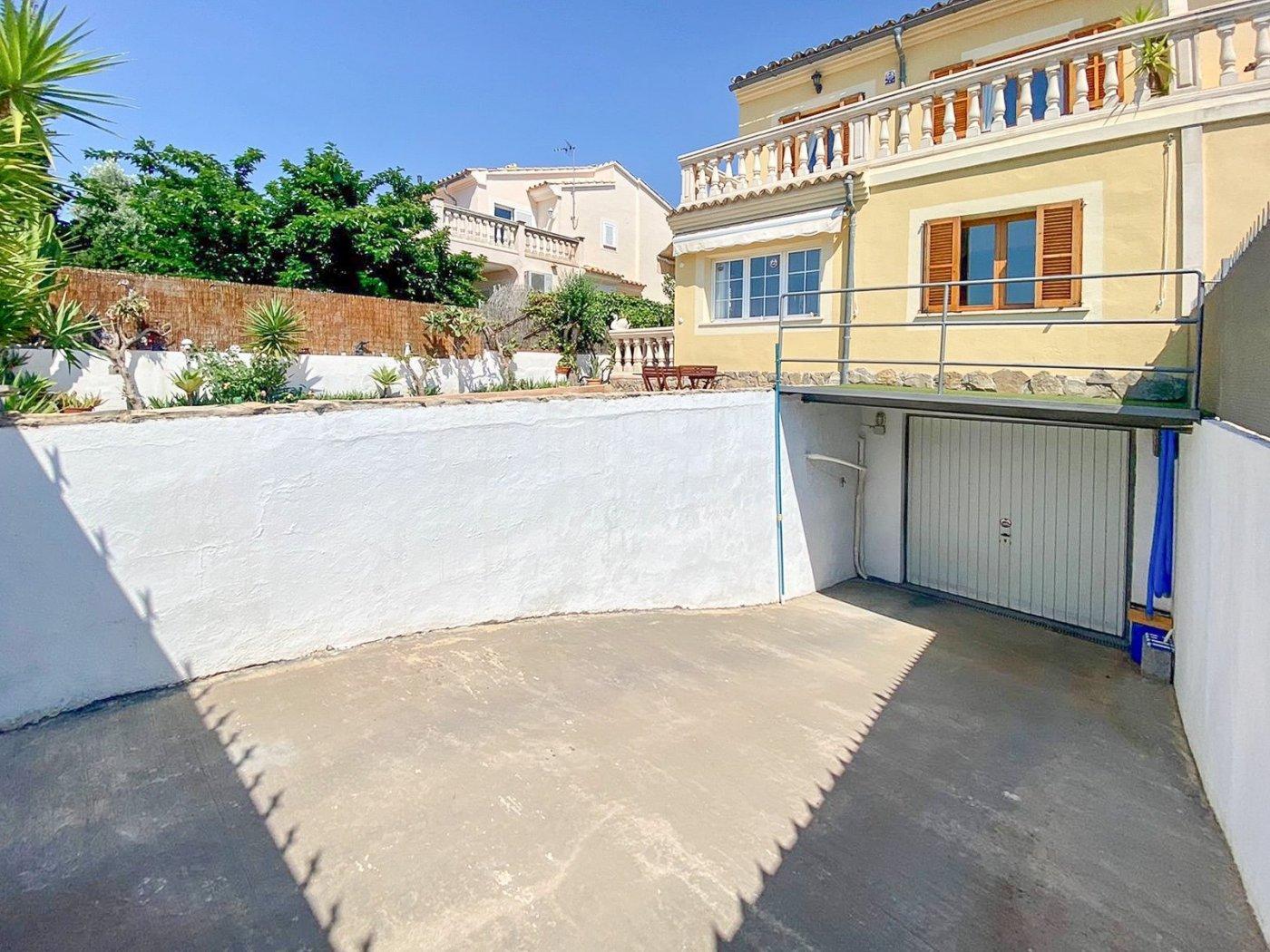 Bonito pareado con piscina en sa vinya, marratxí. - imagenInmueble16