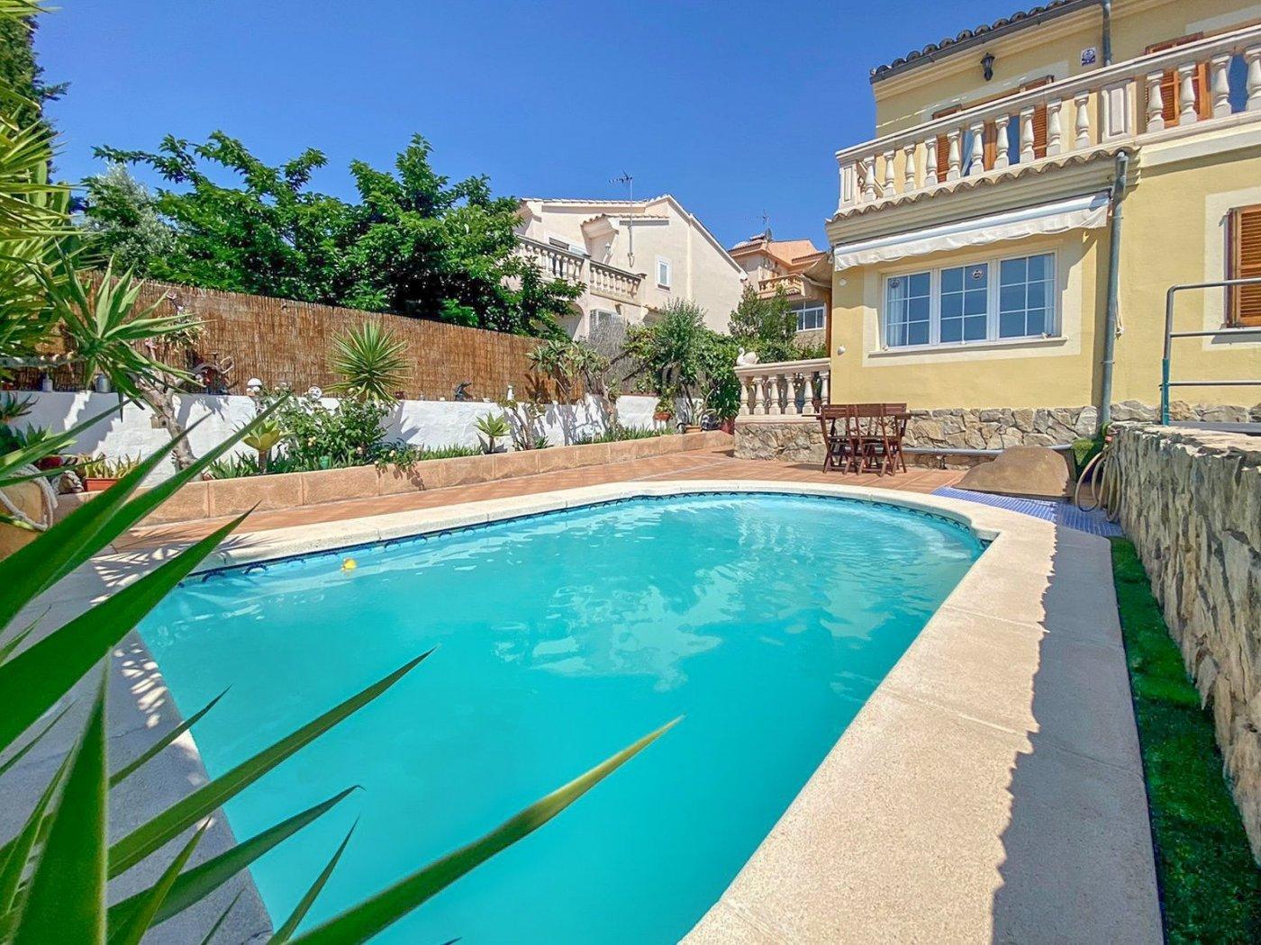 Bonito pareado con piscina en sa vinya, marratxí. - imagenInmueble1