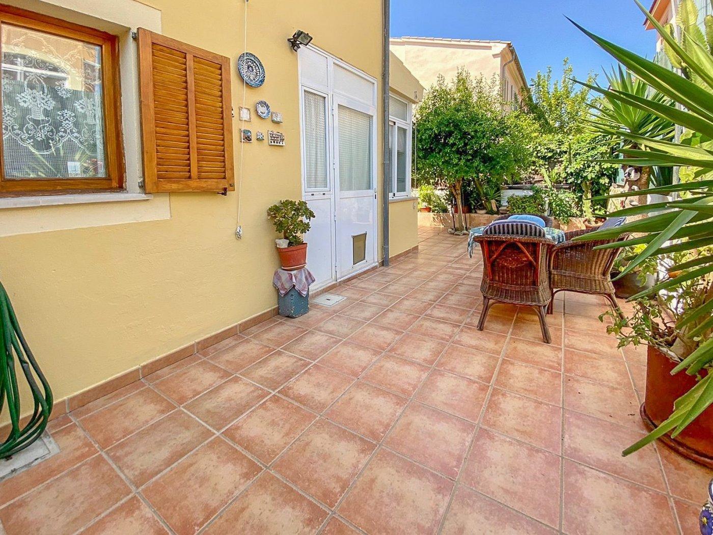 Bonito pareado con piscina en sa vinya, marratxí. - imagenInmueble19