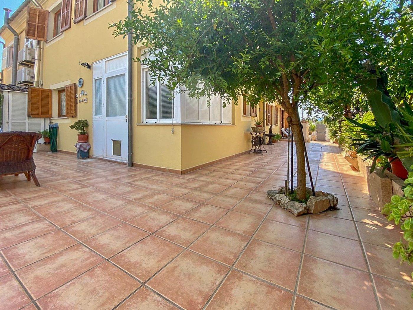 Bonito pareado con piscina en sa vinya, marratxí. - imagenInmueble22