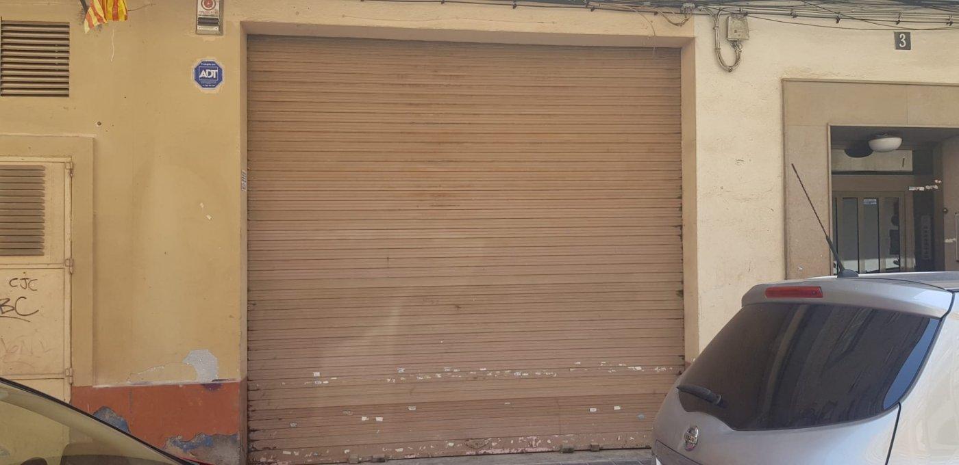 local-comercial en valencia · la-creu-del-grau 750€