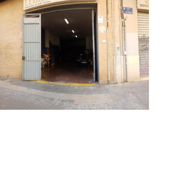 Se vende amplio local zona blasco baÑez - imagenInmueble0