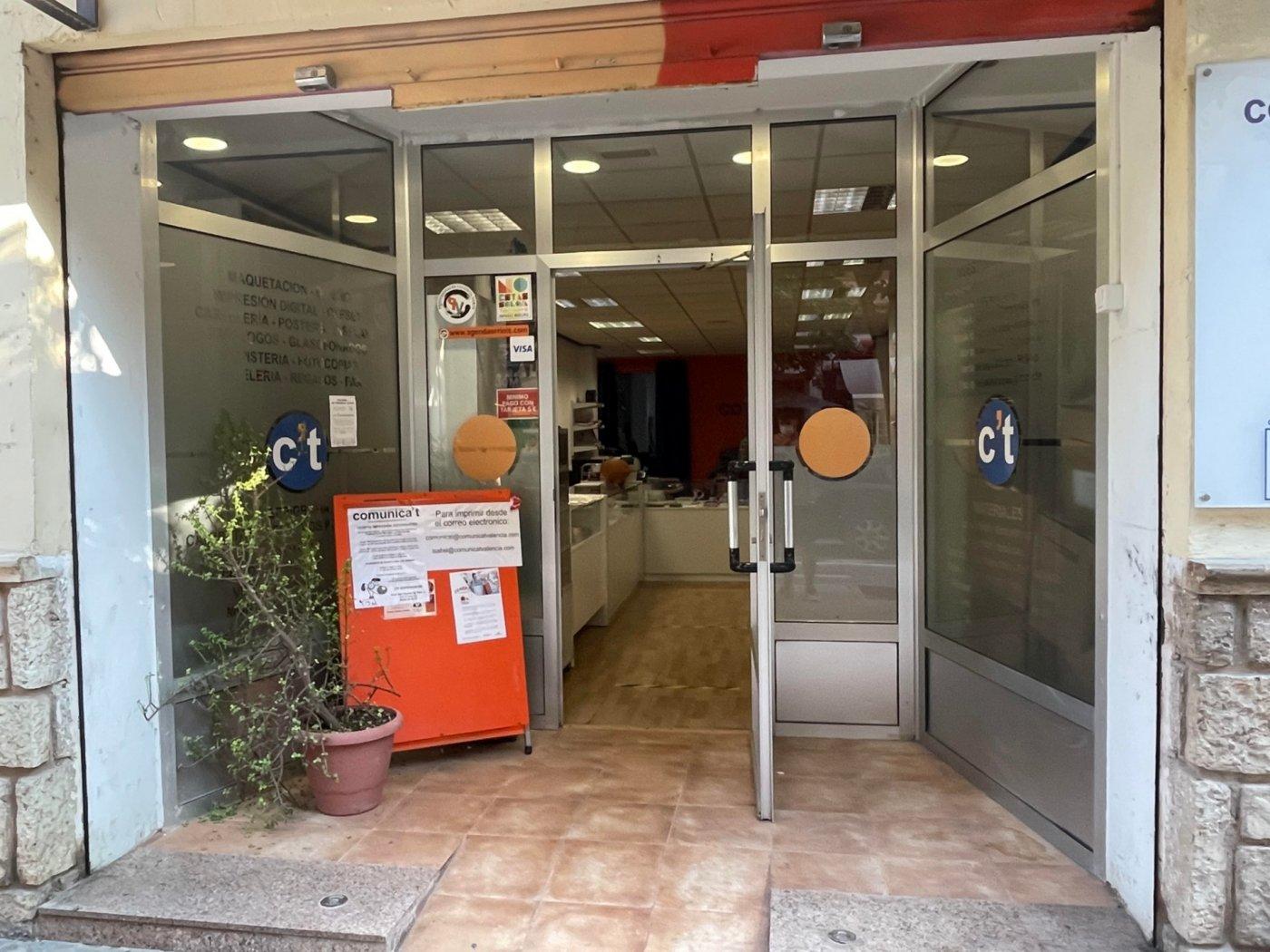 local-comercial en valencia · sant-llorenc 130000€