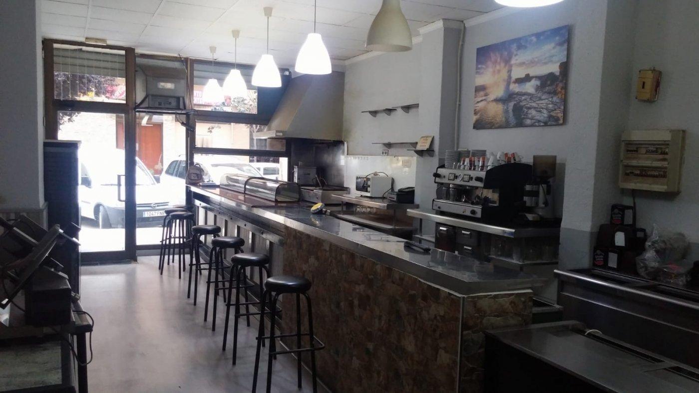 Traspaso bar-cafeterÍa en torrefiel!! - imagenInmueble0