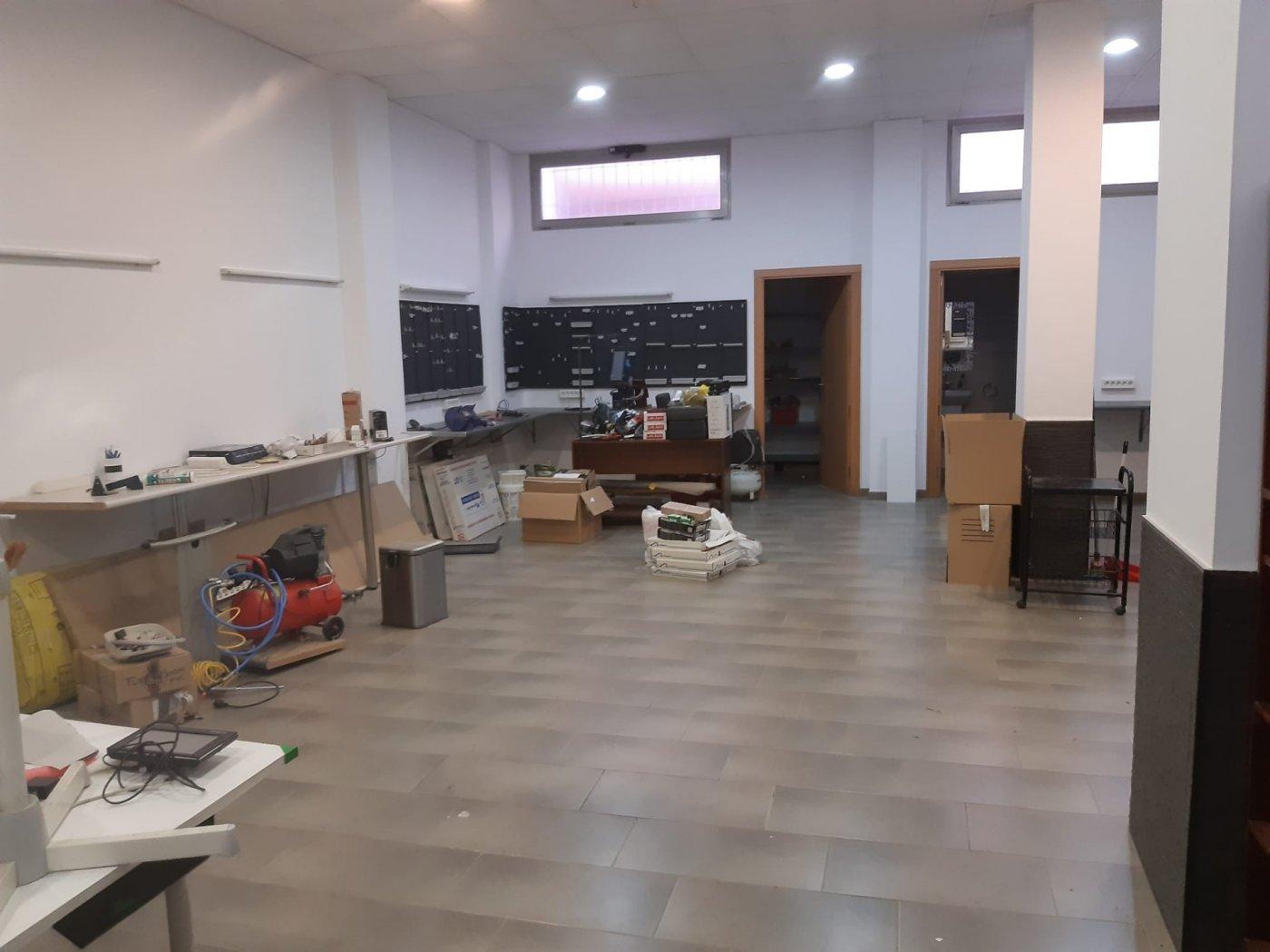 local-comercial en valencia · patraix 650€