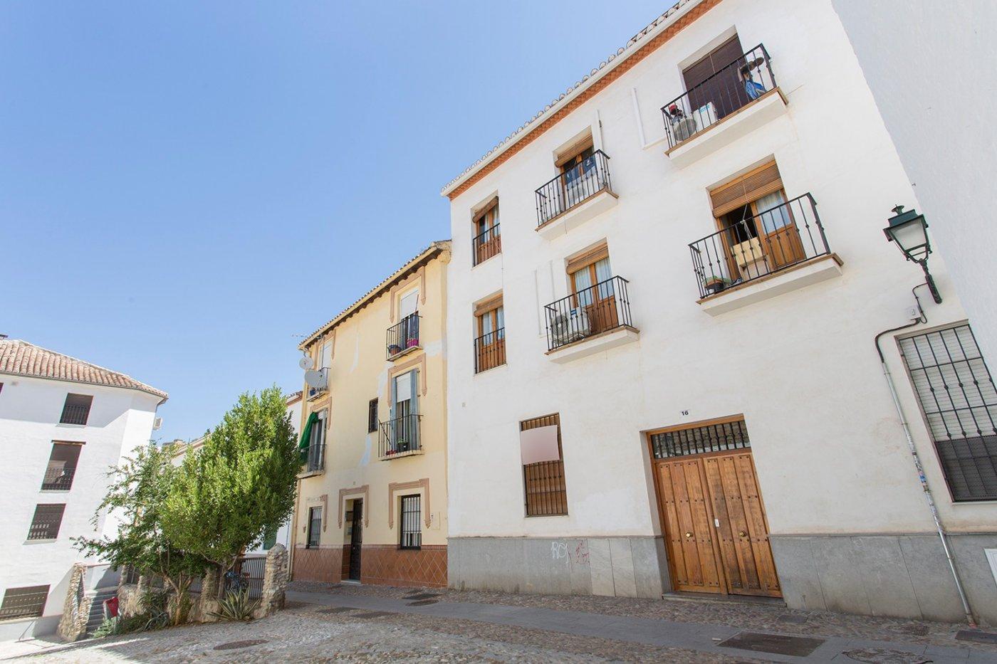 Apartamento bajo Albaycin, Granada
