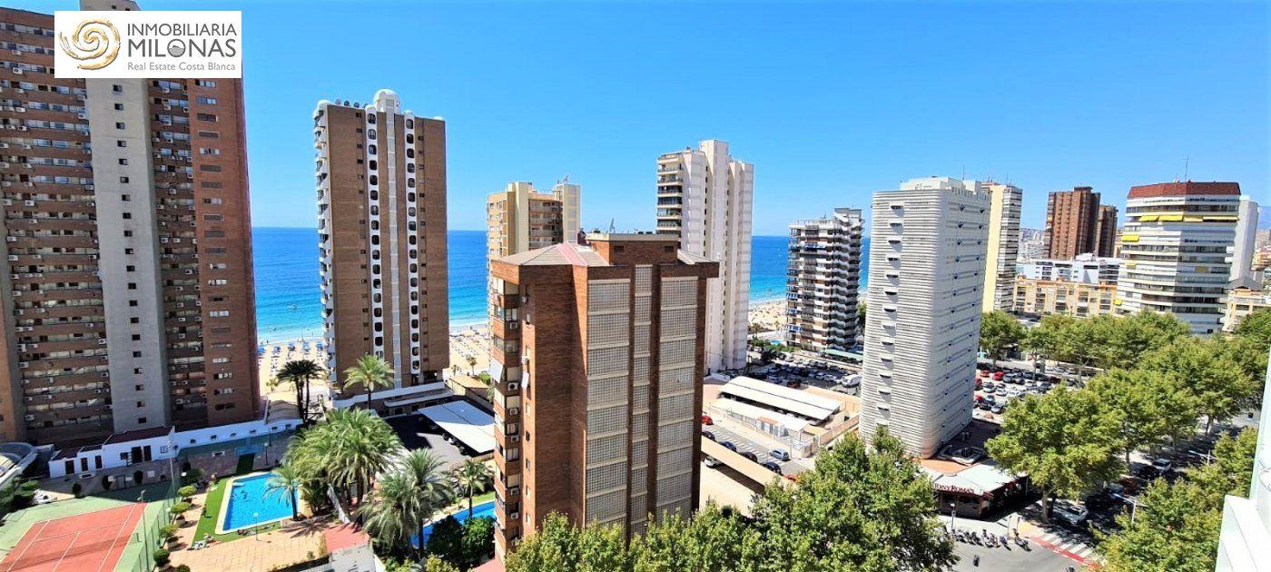 appartement en benidorm · avenida-del-mediterraneo 150000€