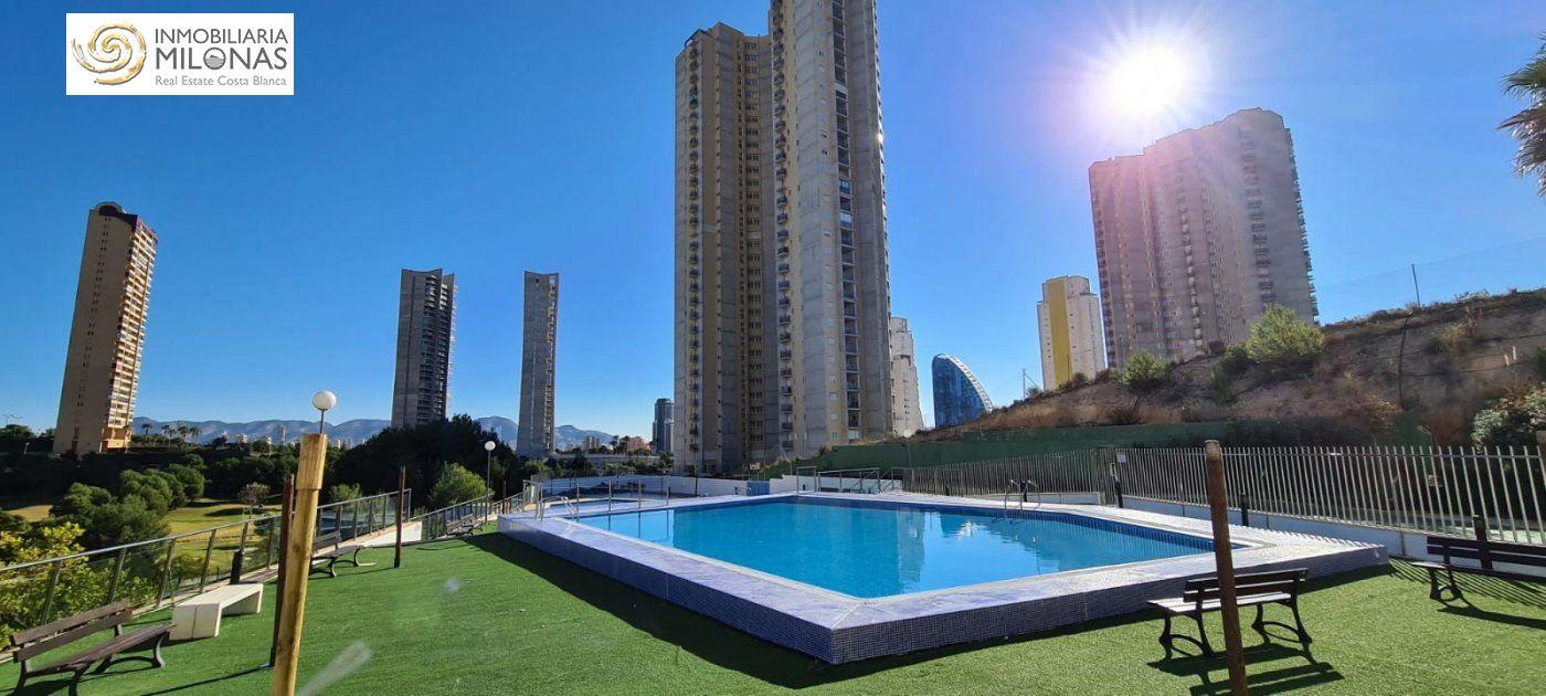 etagenwohnung en benidorm · via-parque 162500€