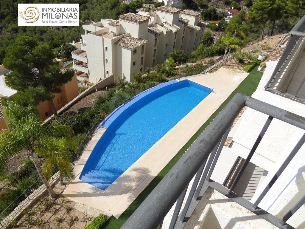 etagenwohnung en altea · altea-hills 189000€