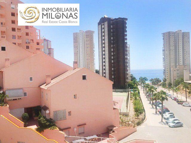 apartment en benidorm · poniente 157894.73684211€