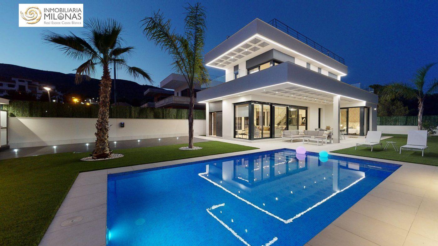 house en finestrat · sierra-cortina 644000€