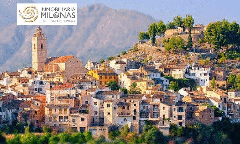 АПАРТАМЕНТЫ en Polop · Pueblo 59800€