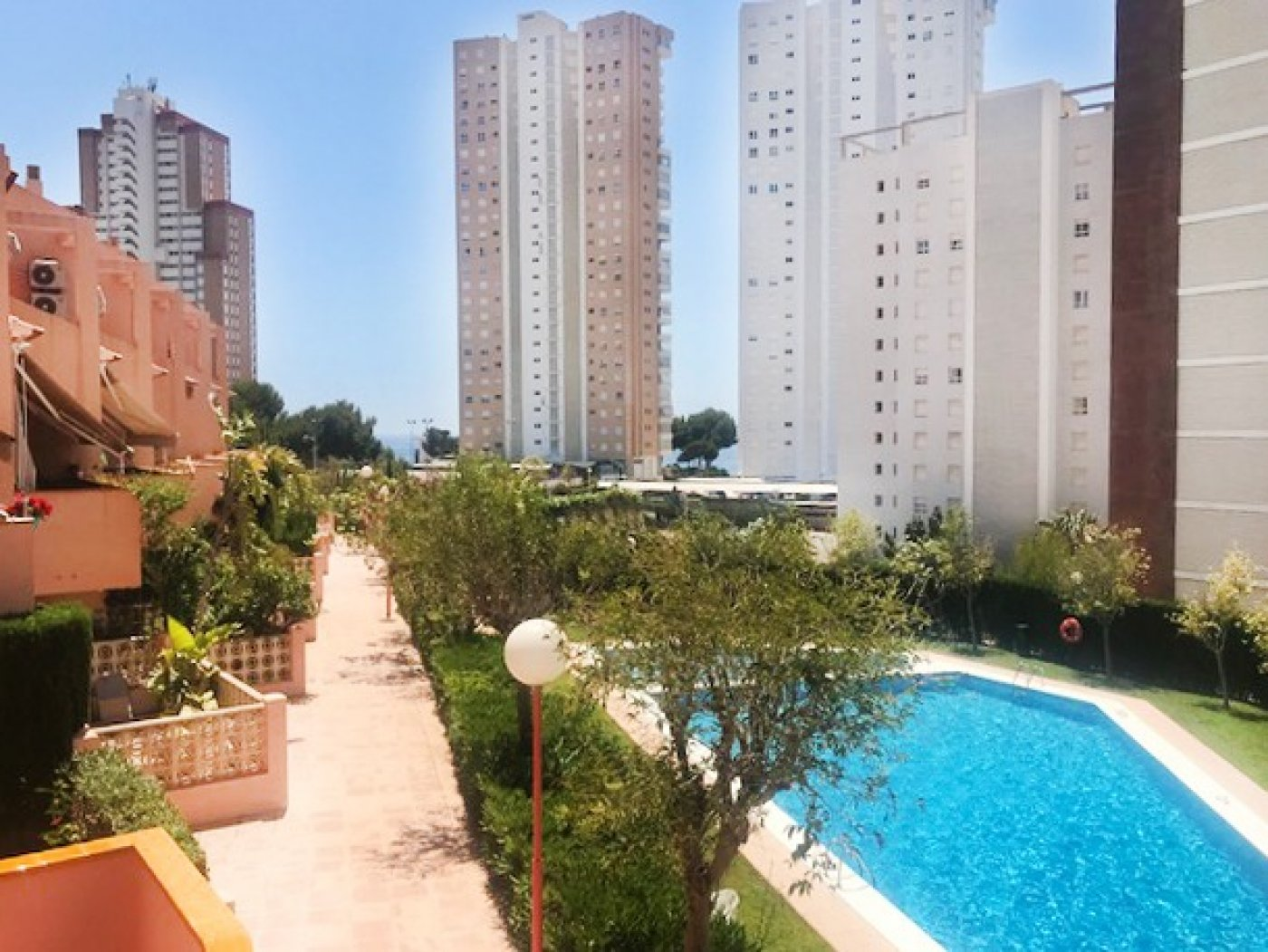 appartement en benidorm · poniente 135000€